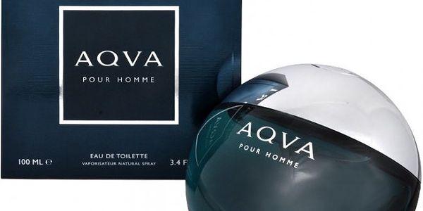 Bvlgari Aqva Pour Homme - toaletní voda s rozprašovačem 100 ml