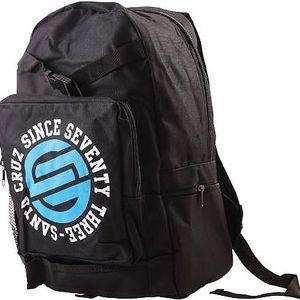 batoh SANTA CRUZ - Circulate Black (BLACK) velikost: OS