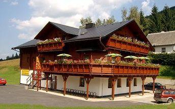 Hotel Grizzly - Ludvíkov, Česká republika, vlastní doprava, strava dle programu