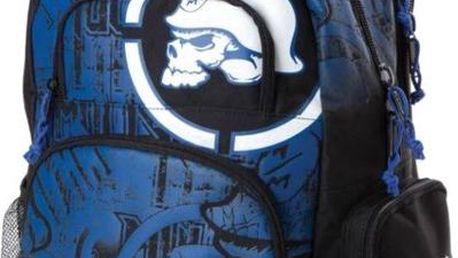 batoh METAL MULISHA - Lock Up Backpack (BLK) velikost: OS