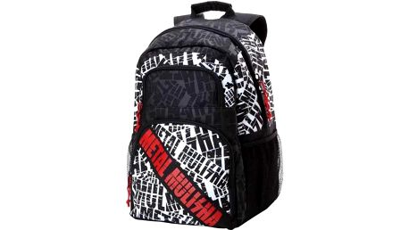 batoh METAL MULISHA - Wallstreet Backpack (BLK) velikost: OS