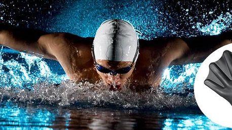 Plavecké rukavice Breakout