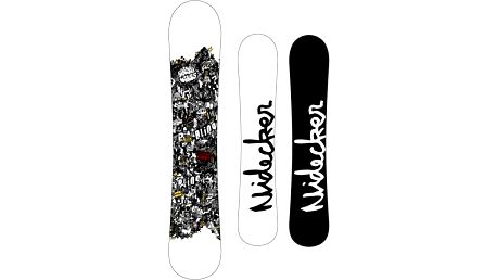 snowboard NIDECKER - Vibes (5664) velikost: 151