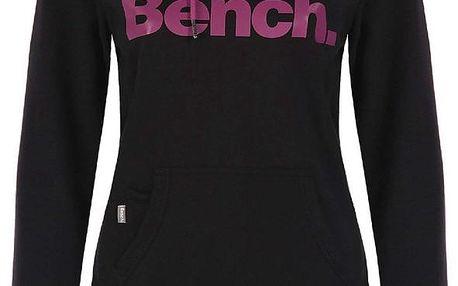 mikina BENCH - Yoport Black (BK014-PK157) velikost: S