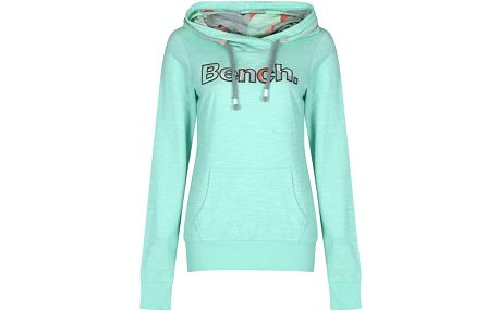 mikina BENCH - Cam Turquoise Green (TQ001) velikost: L