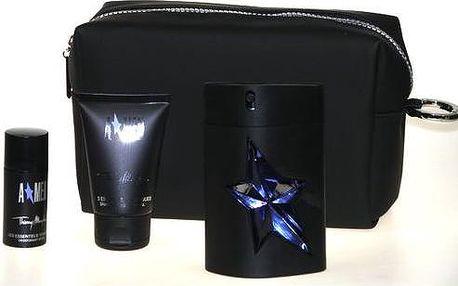Thierry Mugler Amen EDT dárková sada M - Edt 100ml + 50ml sprchový šampon + 20ml deostick + kosmetická taška