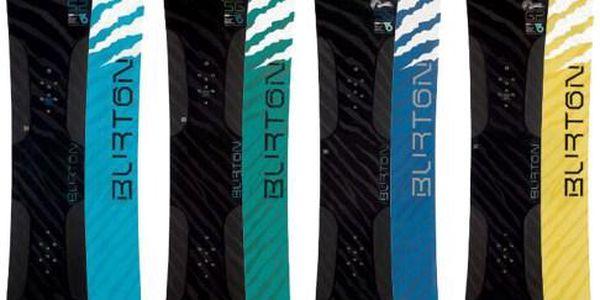 snowboard BURTON - T-6 (NO COLOR) velikost: 152