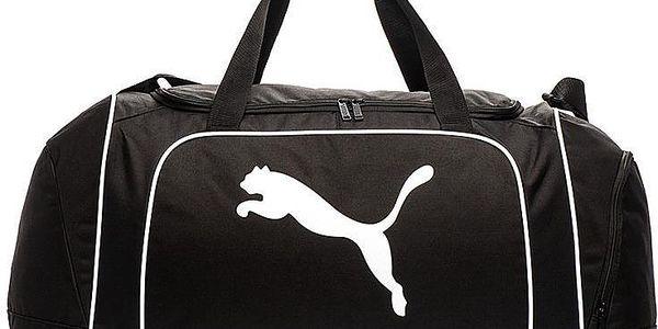 PUMA Team Cat Large 68 l černá