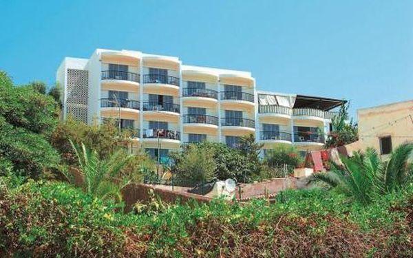 Španělsko, oblast Ibiza, doprava letecky, snídaně, ubytování v 2,5* hotelu na 9 dní