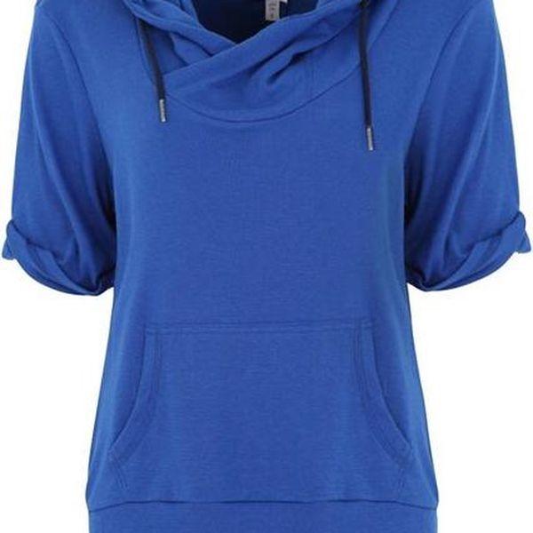 mikina BENCH - Shelton Mid Blue (BL176) velikost: XS