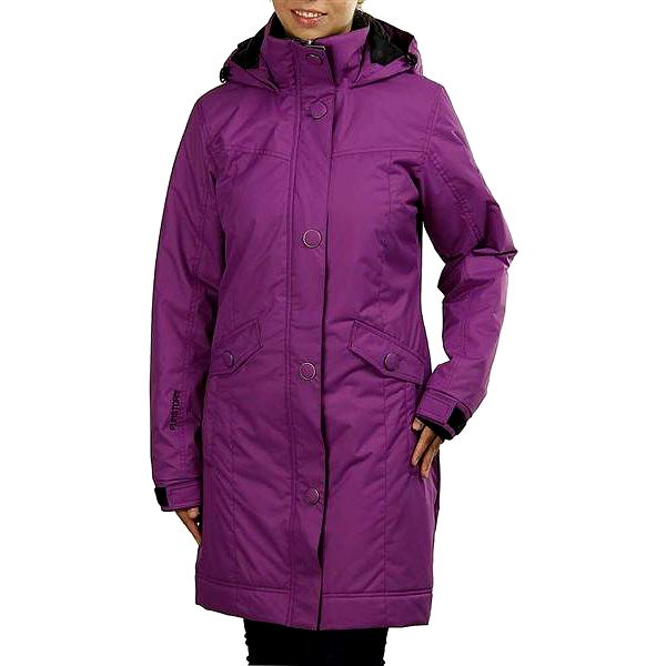 kabát FUNSTORM - Alley Fuchsia (36) velikost: XS