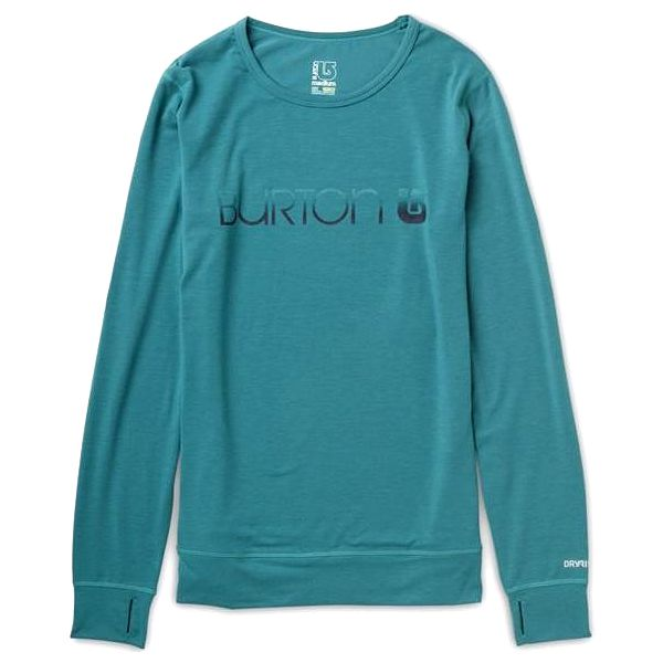 termo prádlo BURTON - Mdwt Crew Jade (339) velikost: M