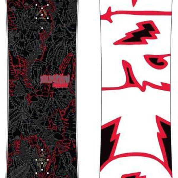 pánský snowboard BURTON - Blunt Wide (887) velikost: 159W