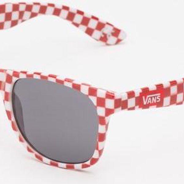 sluneční brýle VANS - Spicoli 4 Shades Chili Pepper Checkerboard (976) velikost: OS