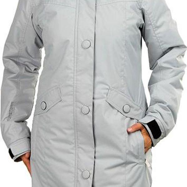 kabát FUNSTORM - Alley Grey (19) velikost: M