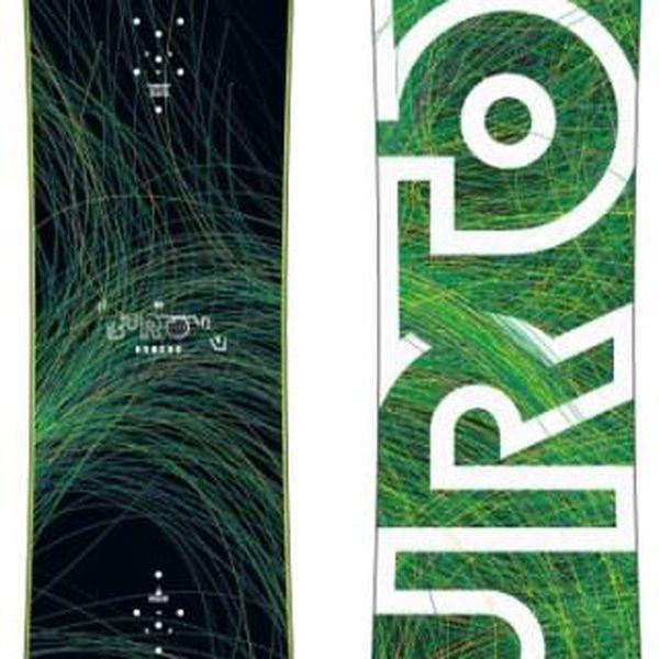 snowboard BURTON - Honcho (2586) velikost: 159