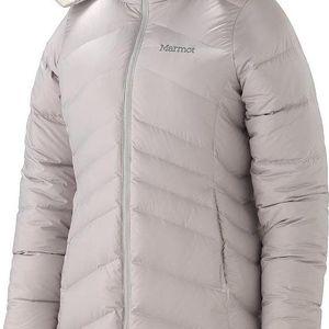 Dámská bunda Marmot Montreal, stříbrná