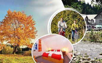 Příjemné babí léto si přijeďte užít do rodinném hotelu Hradec přímo v centru Špindlerova Mlýna. Vychutnejte si pobyt pro 2 osoby na 3 dny s poctivou českou polopenzí a slevovou kartou ŠpindlMax Card na zajímavé atrakce ve svěží horské přírodě! Jedno dítě