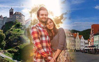 Zažijte romantiku pod středověkým hradem Loket v hotelu Goethe*** s exkluzivní polohou a výbornou kuchyní. Pobyt na 3 nebo 6 dní pro 2 osoby včetně bohaté bufetové snídaně. Cyklostezky podél řeky Ohře a blízký Slavkovský les!