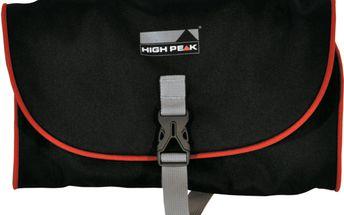 Kosmetická taška High Peak Travel Kit, černá