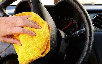 Ekologické, mobilní, ruční mytí automobilů