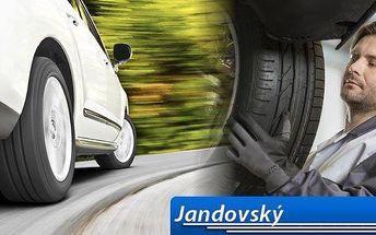 Pomalu přichází správný okamžik na přezutí pneumatik či celých kol. Využijte výhodné nabídky a svěřte své vozidlo profesionálům v Auto Moto Centru Jandovský!
