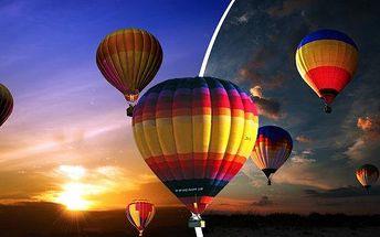 Hodinový let balonem s přípitkem a zvýhodněné ubytování kousek od Buchlova. Startuje se z různých lokalit České i Slovenské republiky. Zážitek pro Vás nebo skvělý dárek, který můžete zakoupit za úžasnou cenu! Berte život s nadhledem!