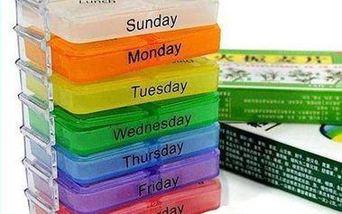 Sada krabiček pro drobné předměty - organizér
