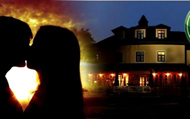 3 denní ROMANTICKÝ POBYT s luxusními zábaly a privátním wellness v Golf hotel Morris Mariánské Lázně