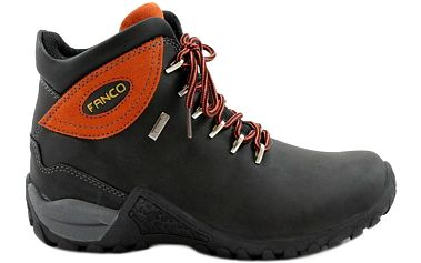 Trekingová obuv HLD926B/OR 40