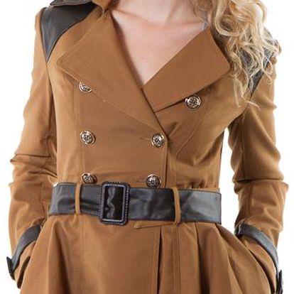 Yes!Miss kabát béžový
