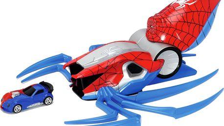 Vystřelovací rampa Majorette Spiderman