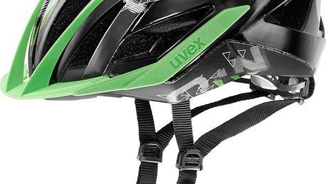 UVEX Ultra Snc black-green 52-56 cm
