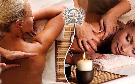 Ruční masáž zad a šíje a terapie na lékařsko-terapeutické podložce BioMat Ametyst! Snížení únavy, zlepšení psychického stavu i zlepšení tělesného výkonu - to vše díky léčbě pomocí přírodních zdrojů. Investujte do svého zdraví, je to to nejcennější co máte