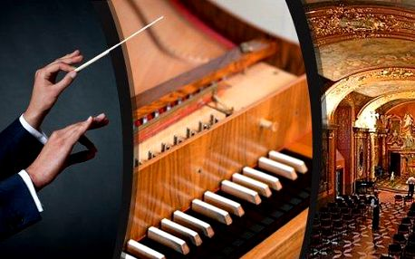 Koncert s cembalem a sólovými houslemi v Klementinu! Smetana, Dvořák a Vivaldi zazní v podání Dvořák Symphony Orchestra v komorním obsazení v nádherných prostorách Zrcadlové kaple. Nezapomenutelný hudební zážitek s termíny do konce roku, včetně vánoční ve