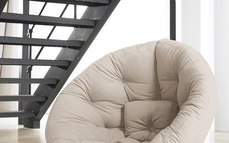 Novodobý futon Nest Flax