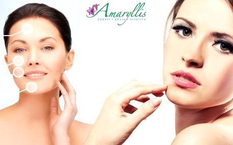 Dopřejte si luxusní péči v jihlavském exkluzivním estetickém, regeneračním a kosmetickém centru AMARYLLIS MUDr. Zlaty Takácsové. Nabitý balíček super luxusního kosmetického ošetření přímo na míru.