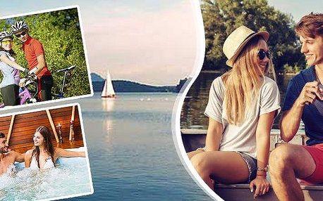 Relax u Máchova jezera v hotelu Bellevue pro dva na 3 dny!! Polopenze, odpolední káva a dezert, míchaný nápoj, whirlpool!! Zbavte se starostí a vydejte se za odpočinkem a zábavou do přátelského prostředí!!