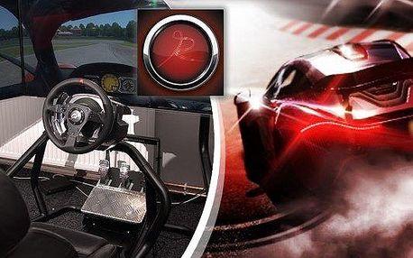 Super automobilové simulátory Race Groundv Praze!Pojďte prožít sami nebo s přáteli chvíle plné adrenalinu v našich 3 závodních simulátorech.
