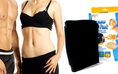 Neoprenový břišní pás: pro efektivní spalování tuku v oblasti břicha! Zbavte se nechtěných kalorií.