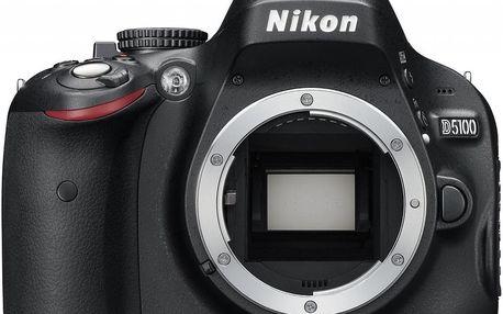 Fotoaparát NIKON D5100 + 18-55 AF-S DX VR