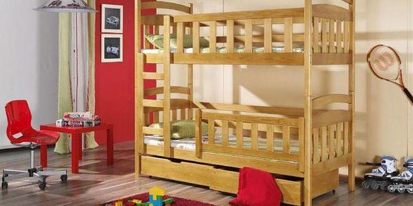 Patrová dětská postel Fiona