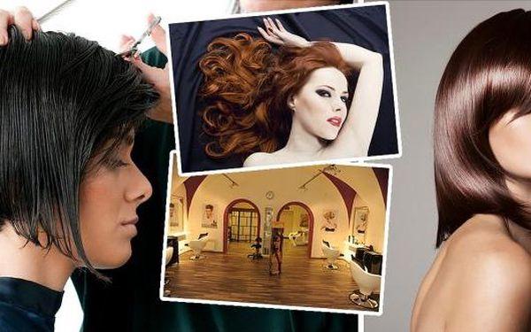 Luxusní dámský kadeřnický balíček v salonu v centru Prahy! Barva nebo duhová barva, melír nebo kruhový melír,mytí, regenerace, střih, foukaná, styling! Profesionální kadeřníci + top výrobky firmy Framesi Vám zaručí dokonalý výsledek. Korunou krásy každé