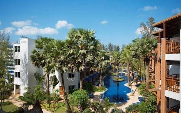 Thajsko, oblast Phuket, doprava letecky, snídaně, ubytování v 4* hotelu na 15 dní