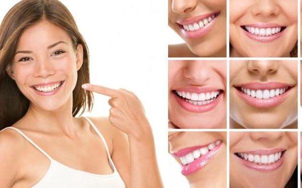 Úsměv sluší všem! Získejte zářivý úsměv, po kterém jste vždy toužili! Bělení zubů neperoxidovým gelem je šetrná procedura, která Vám zesvětlí zuby o 2-6 odstínů již po první aplikaci! Přijďte si i vy do wellness studia Renneská pro oslnivý úsměv.