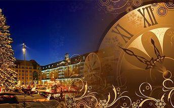Advent v romantické Míšni a v Drážďanech