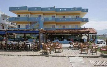 Řecko - Last minute: Studio I Apartmán Yanna-Beach na 8 dní v termínu 26.09.2015 jen za 6990 Kč.