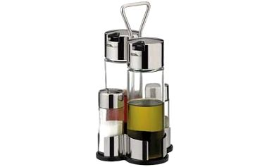 Tescoma souprava olej, ocet, sůl a pepř CLUB