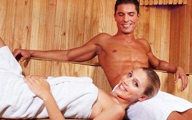 Privátní sauna Trója pro dvě osoby