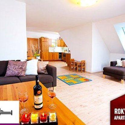 Luxusní rodinný apartmán v Krkonoších